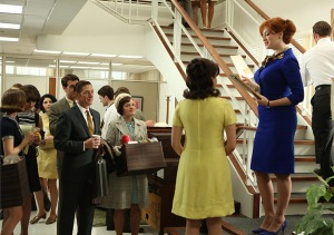 mad men office fashion