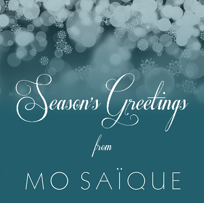 mo-saique holiday card - designer shoes, luxury fashion