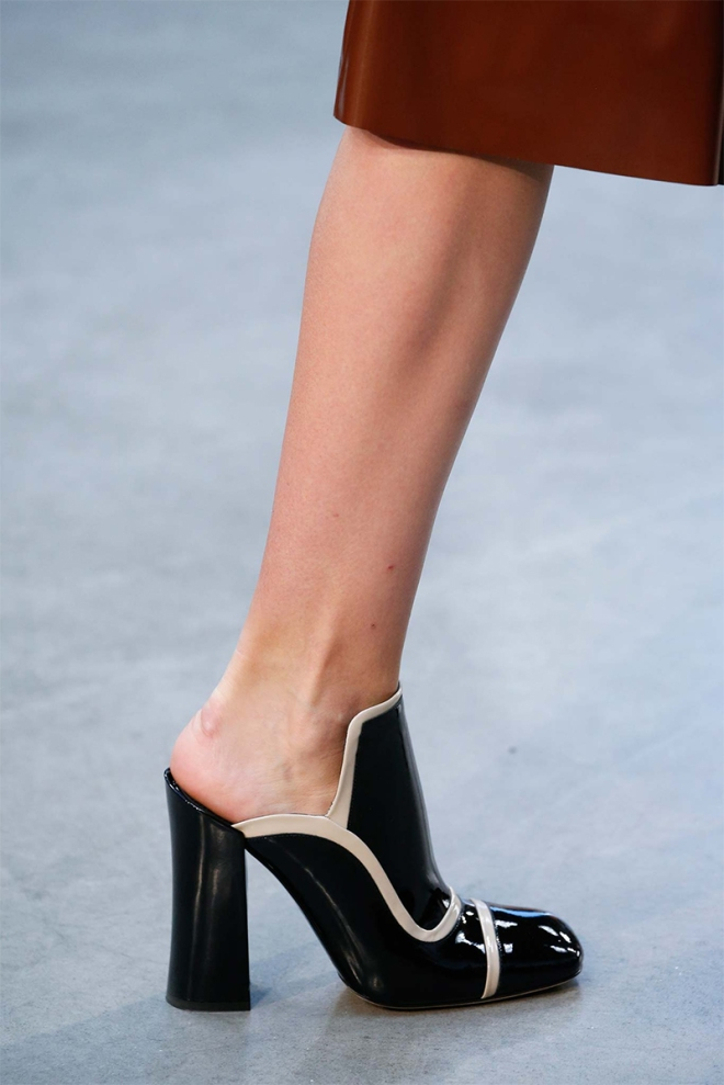 Derek Lam Shoes FW15