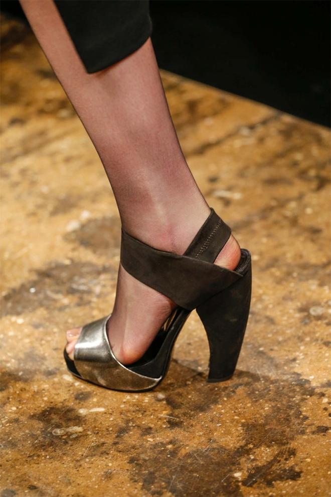 Donna Karan Shoes FW15