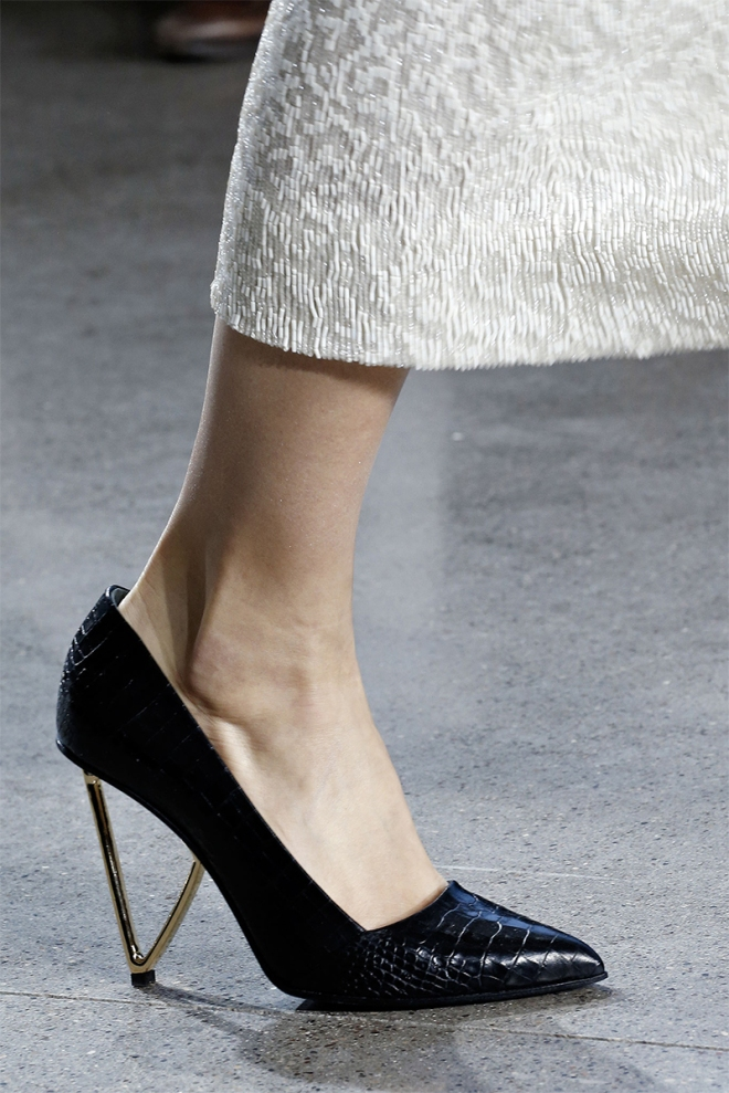Jason Wu Shoes FW15
