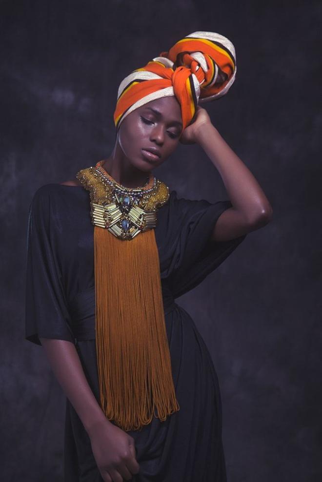 Anita Quansah Bespoke Jewellery | Mo-saique