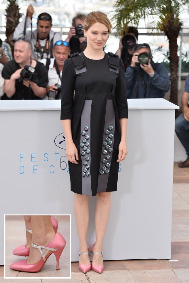 Lea Seydoux Cannes 2015