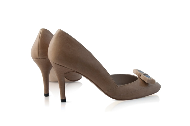 Ingrid Biscuit Shoes | Mo-Saique