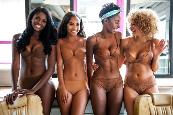 Nubian Skin Lingerie | MO SAIQUE