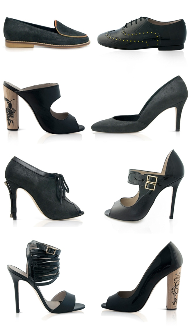 8 gorgeous black shoes to get you in a Halloween mood  | MO SAIQUE