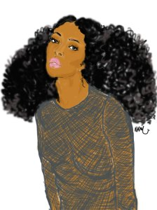 Beautiful illustrations by Niki's Grove | Mo-Saique